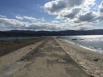 海の上の道 de ひゃっほぉ~ぅ~!!!_e0123286_18285722.jpg