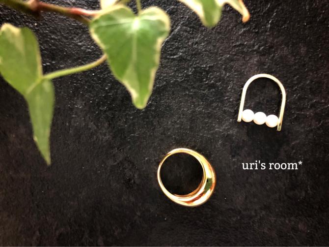素敵なリングで、指さきにときめきを(´∀`)_a0341288_17285862.jpg