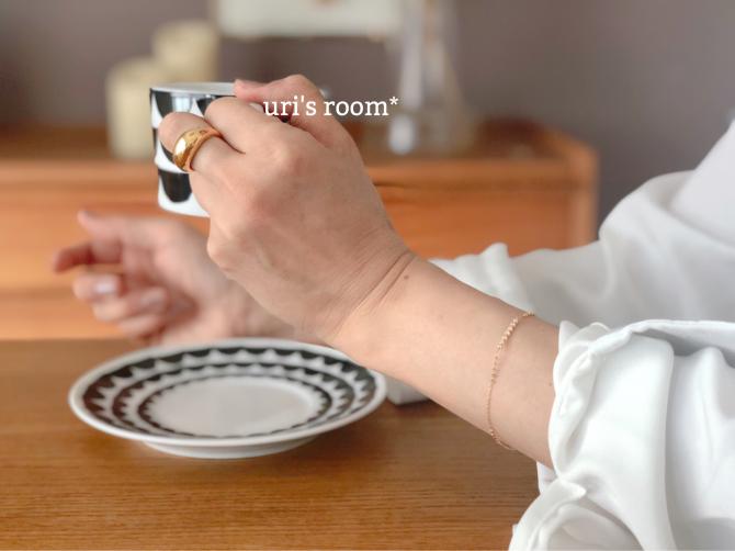 素敵なリングで、指さきにときめきを(´∀`)_a0341288_17331520.jpg