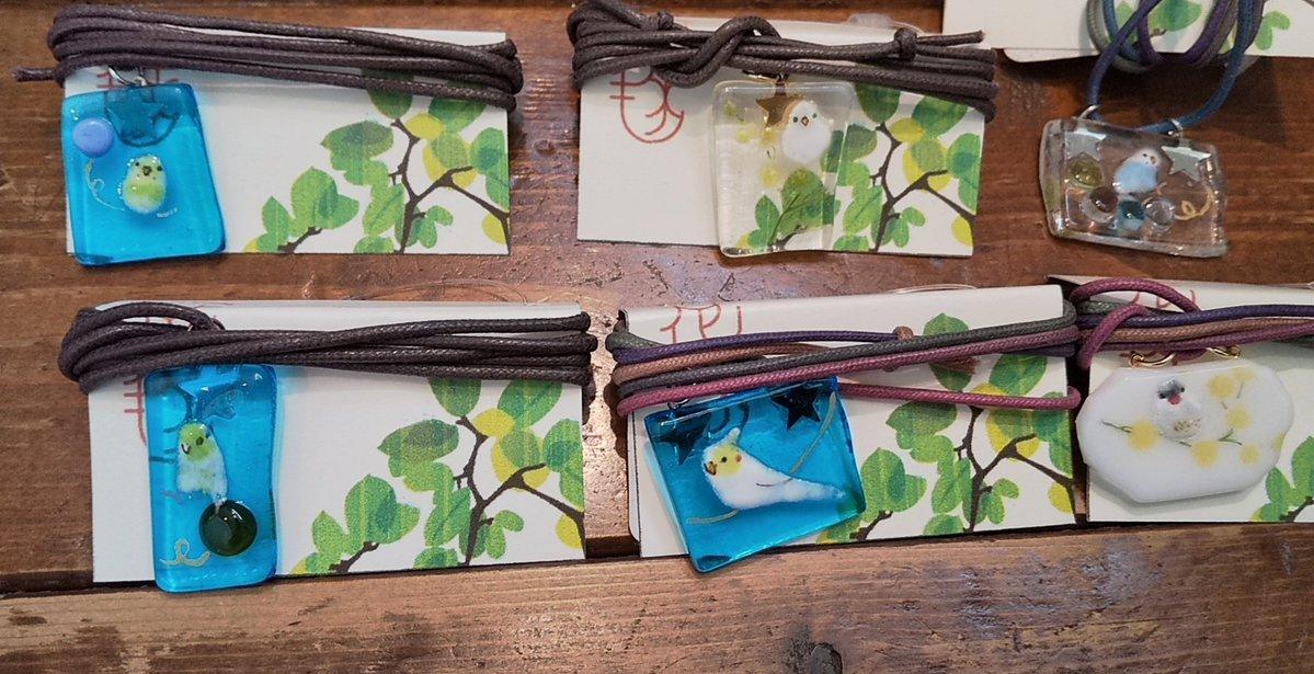 関西つうしん【鳥展 vol.10】花毬さん作品通販受付中と、オーダーも可能です_d0322493_23561339.jpg