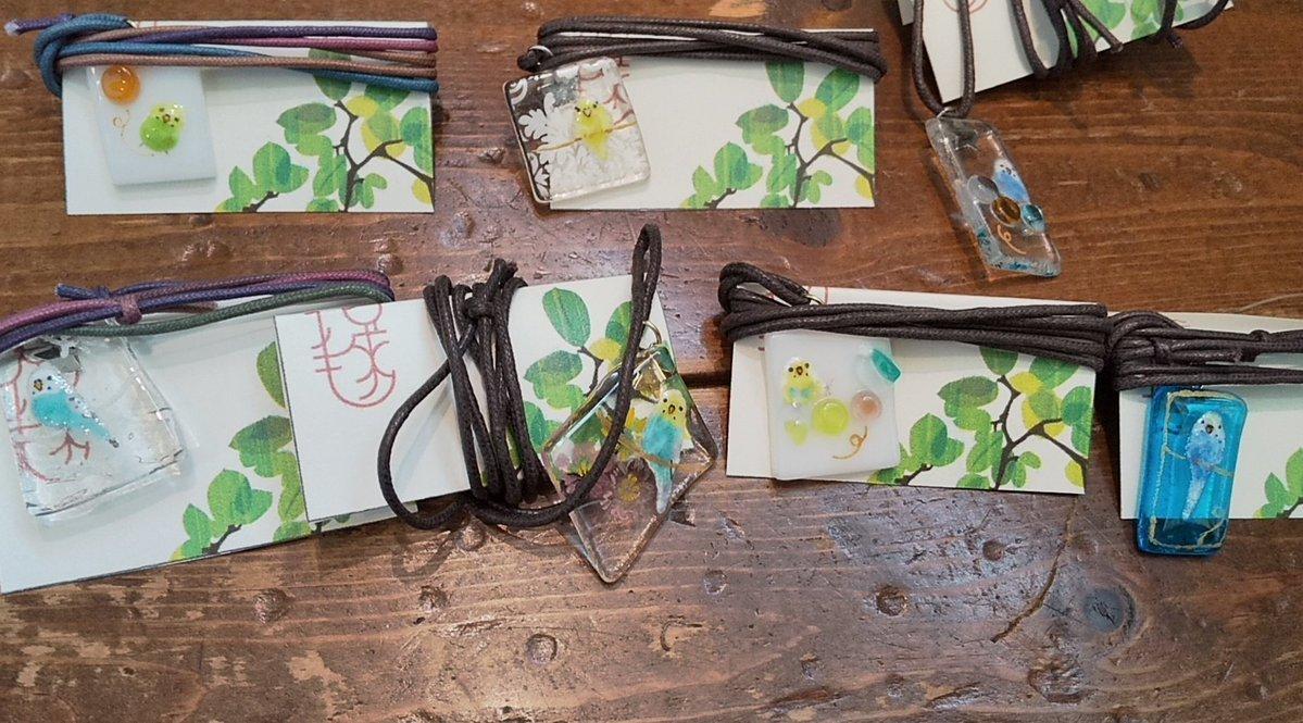 関西つうしん【鳥展 vol.10】花毬さん作品通販受付中と、オーダーも可能です_d0322493_23571200.jpg