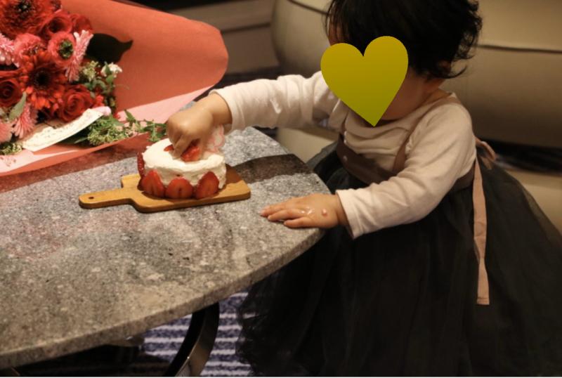 スマッシュケーキと桜_f0376195_00342349.jpg