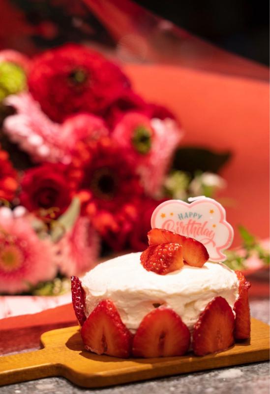 スマッシュケーキと桜_f0376195_07565016.jpg