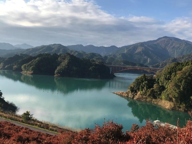 宮ケ瀬湖*去年の秋から今年の春まで_c0212604_9154236.jpg