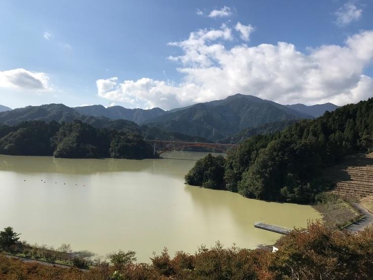 宮ケ瀬湖*去年の秋から今年の春まで_c0212604_916762.jpg