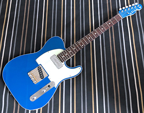 「Clear Blue MetallicのStandard-T」の2本目が完成です!_e0053731_17002846.jpeg