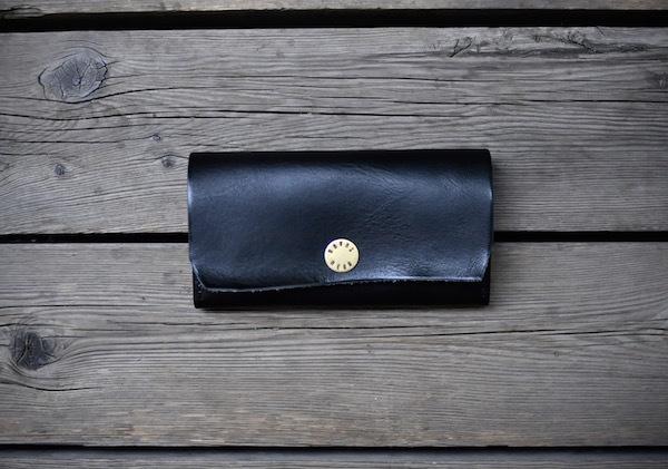 flat concha long wallet_b0172633_19192582.jpg