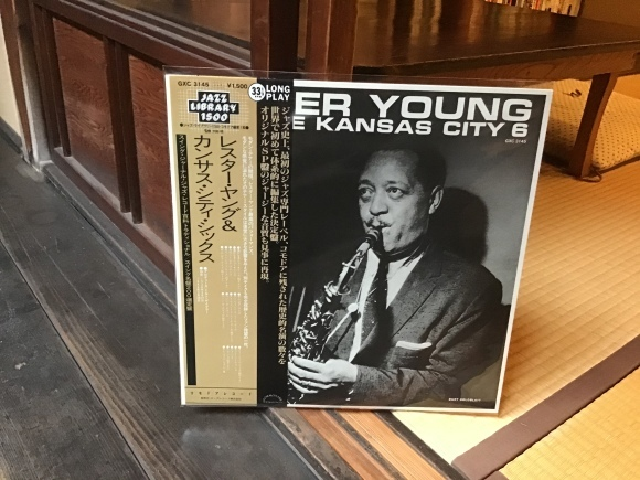 LESTER YOUNG & THE KANSAS CITY 6_e0230141_20353375.jpeg