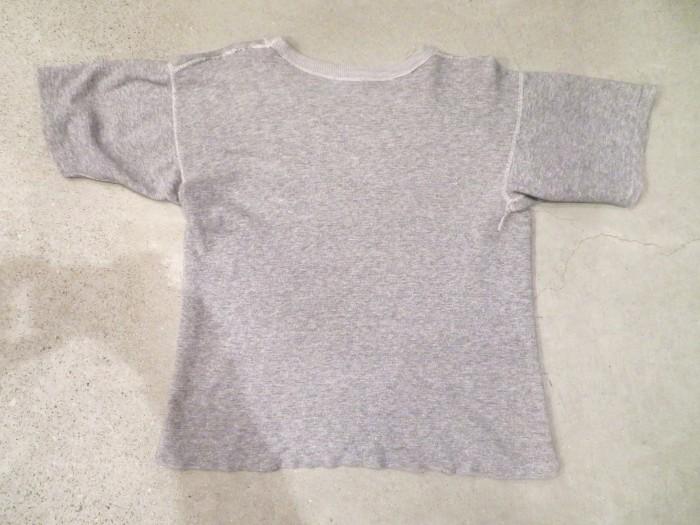 60\'s~ Unknown S/S Sweatshirts 染み込みプリント ヴィンテージ_e0187362_19180020.jpg
