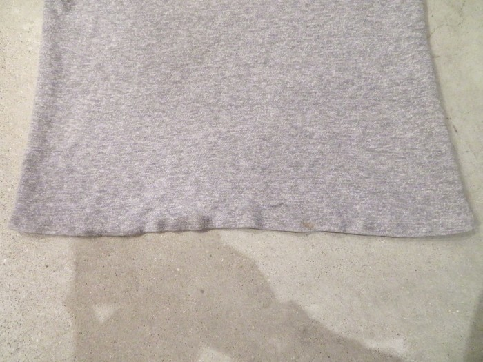 60\'s~ Unknown S/S Sweatshirts 染み込みプリント ヴィンテージ_e0187362_19195714.jpg