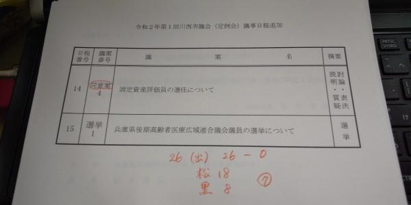 😢 残念ながら、兵庫県後期高齢者医療広域連合議会議員にはなれませんでした 💦 3月議会終了 📝 1_f0061067_15140655.jpg