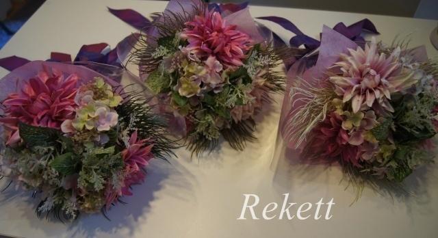卒業式に贈る花束~❤_f0029571_00090886.jpg