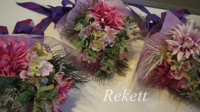 卒業式に贈る花束~❤_f0029571_00114994.jpg