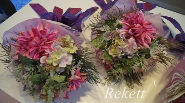 卒業式に贈る花束~❤_f0029571_00130226.jpg