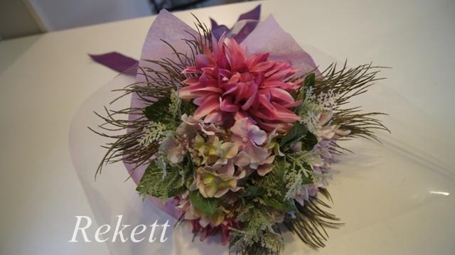 卒業式に贈る花束~❤_f0029571_00145838.jpg