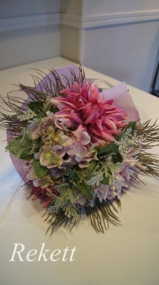 卒業式に贈る花束~❤_f0029571_00152267.jpg