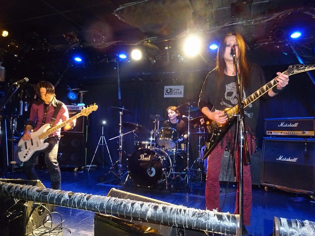 【写真集】RÖUTE LIVE!新宿ライブフリーク 令和二年三月二十五日 ライブ前後のひとこまも_d0061678_13431461.jpg