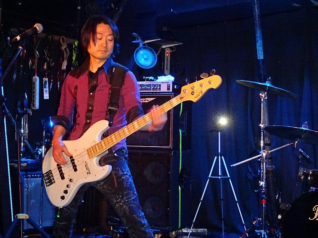 【写真集】RÖUTE LIVE!新宿ライブフリーク 令和二年三月二十五日 ライブ前後のひとこまも_d0061678_13434257.jpg