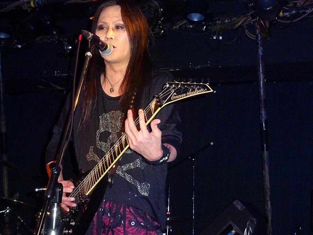 【写真集】RÖUTE LIVE!新宿ライブフリーク 令和二年三月二十五日 ライブ前後のひとこまも_d0061678_13434260.jpg