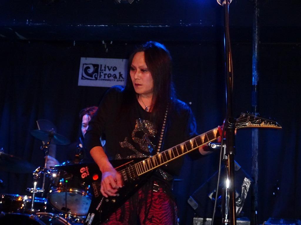 【写真集】RÖUTE LIVE!新宿ライブフリーク 令和二年三月二十五日 ライブ前後のひとこまも_d0061678_13440665.jpg