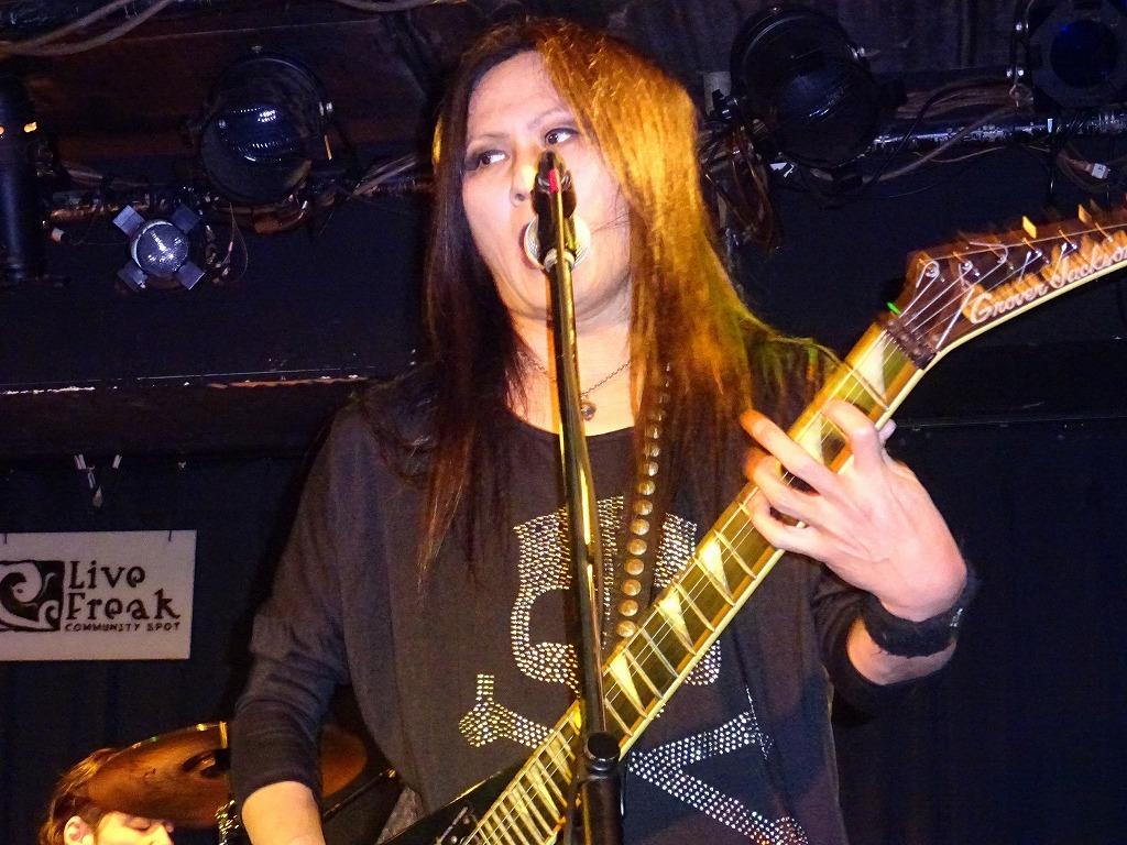 【写真集】RÖUTE LIVE!新宿ライブフリーク 令和二年三月二十五日 ライブ前後のひとこまも_d0061678_13442607.jpg