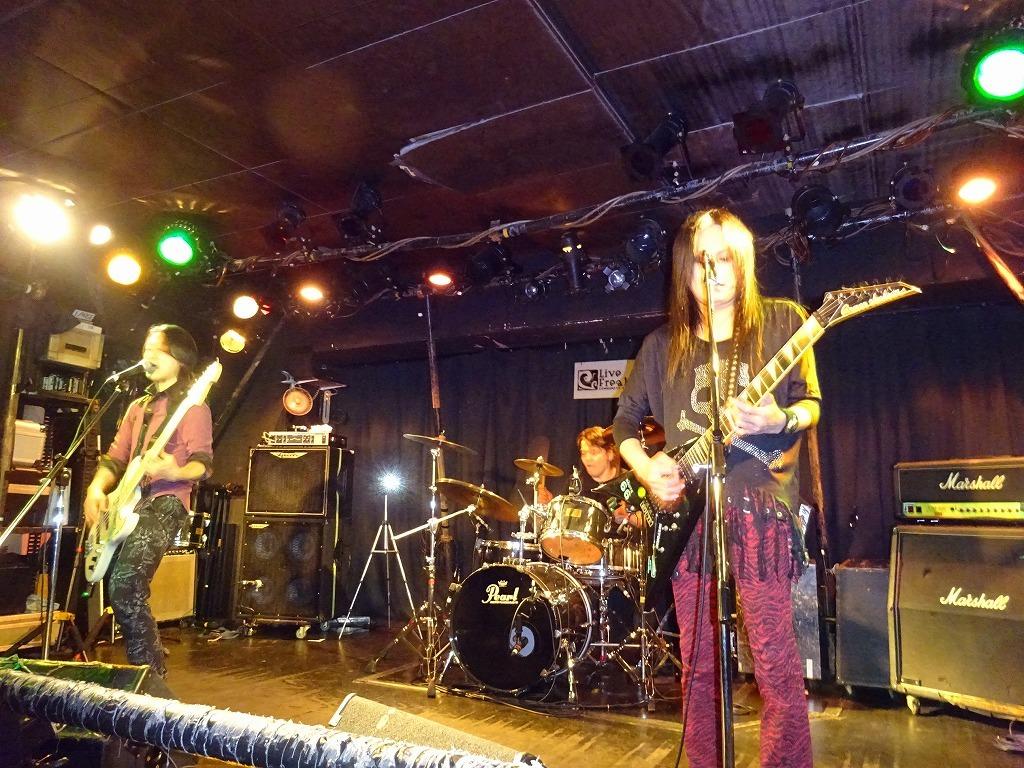 【写真集】RÖUTE LIVE!新宿ライブフリーク 令和二年三月二十五日 ライブ前後のひとこまも_d0061678_13442692.jpg
