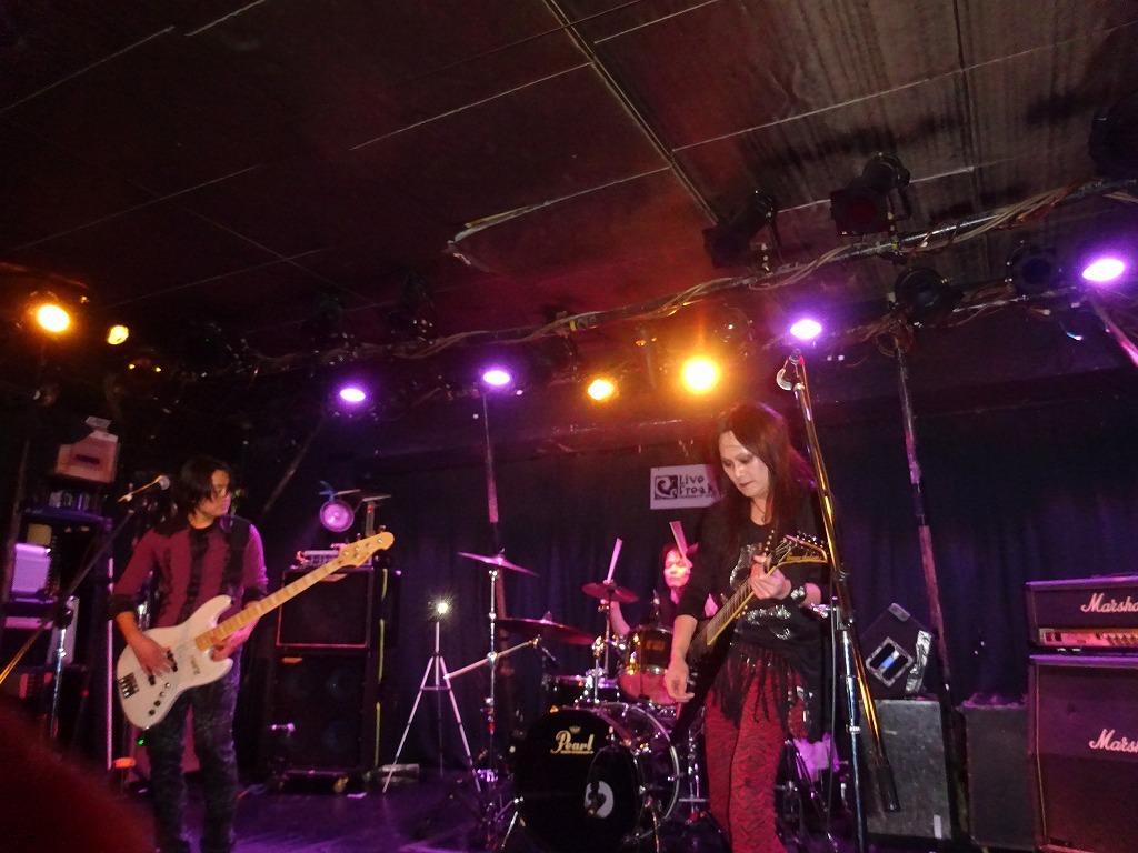【写真集】RÖUTE LIVE!新宿ライブフリーク 令和二年三月二十五日 ライブ前後のひとこまも_d0061678_13443953.jpg