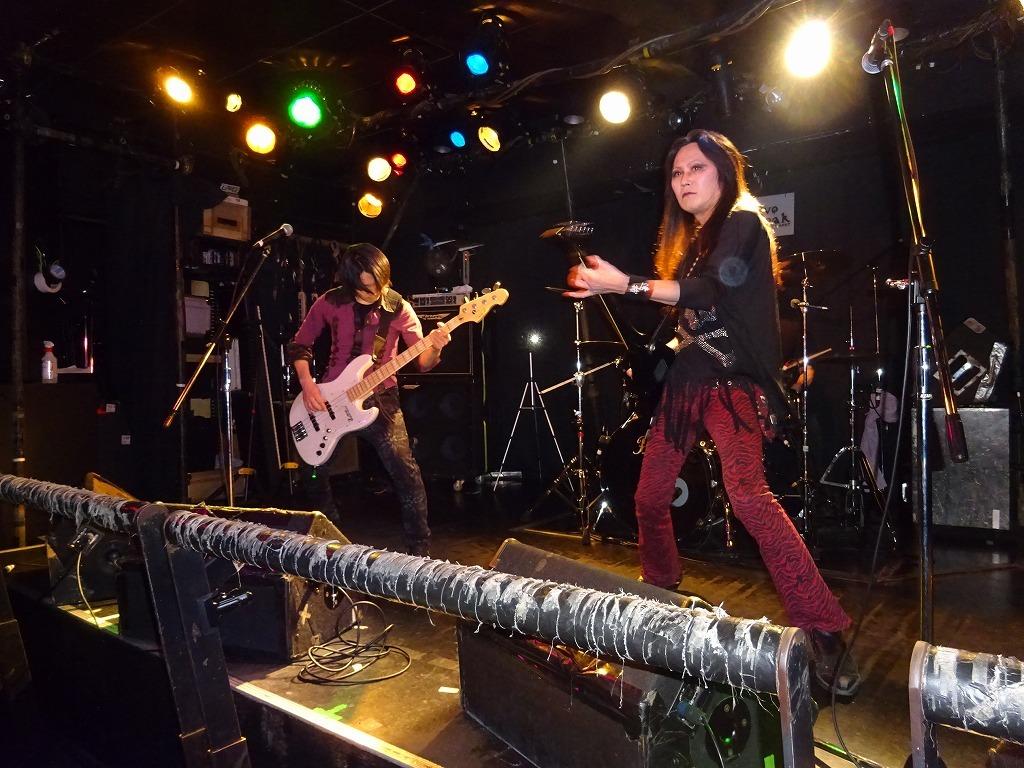 【写真集】RÖUTE LIVE!新宿ライブフリーク 令和二年三月二十五日 ライブ前後のひとこまも_d0061678_13443981.jpg