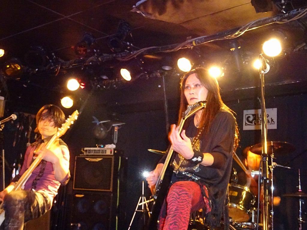 【写真集】RÖUTE LIVE!新宿ライブフリーク 令和二年三月二十五日 ライブ前後のひとこまも_d0061678_13445159.jpg