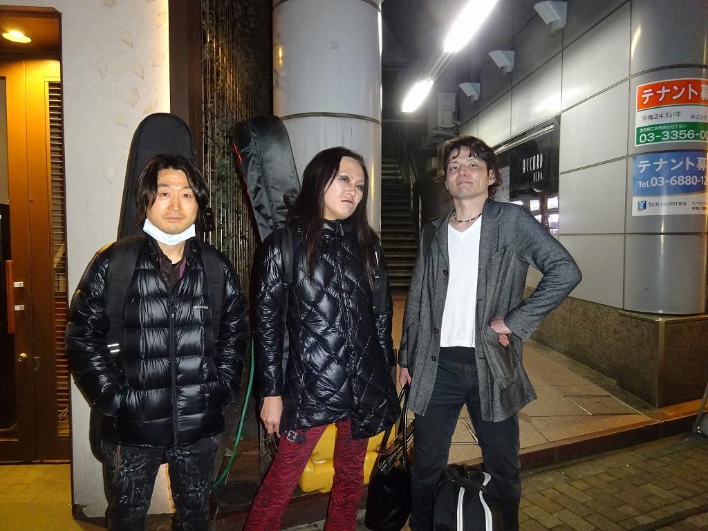 【写真集】RÖUTE LIVE!新宿ライブフリーク 令和二年三月二十五日 ライブ前後のひとこまも_d0061678_13451234.jpg