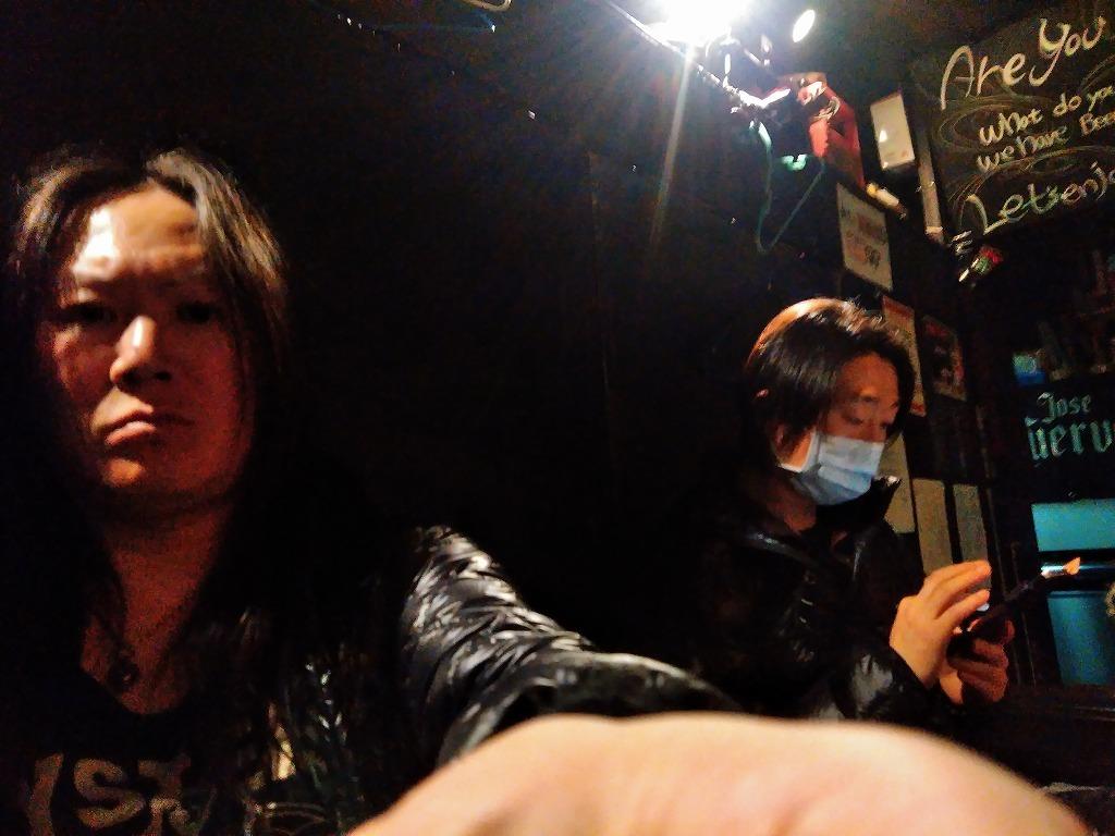 【写真集】RÖUTE LIVE!新宿ライブフリーク 令和二年三月二十五日 ライブ前後のひとこまも_d0061678_13464972.jpg