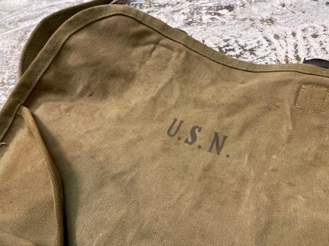 4月1日(水)マグネッツ大阪店、春ヴィンテージ入荷!!#2 U.S.Military Bag編!! Navy MusetteBag & Mark133 MOD2、M-432A!!_c0078587_22363219.jpg
