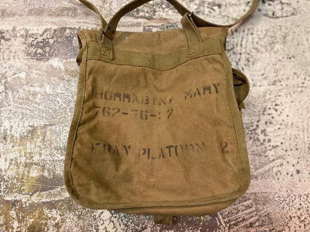 4月1日(水)マグネッツ大阪店、春ヴィンテージ入荷!!#2 U.S.Military Bag編!! Navy MusetteBag & Mark133 MOD2、M-432A!!_c0078587_22372018.jpg