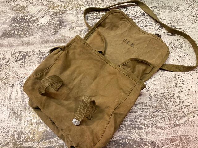 4月1日(水)マグネッツ大阪店、春ヴィンテージ入荷!!#2 U.S.Military Bag編!! Navy MusetteBag & Mark133 MOD2、M-432A!!_c0078587_22374466.jpg
