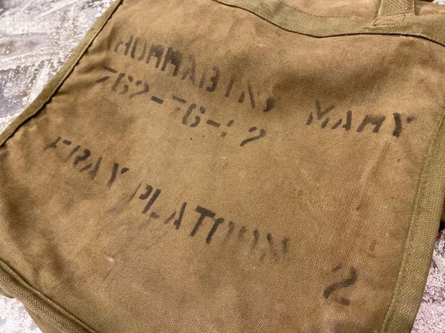 4月1日(水)マグネッツ大阪店、春ヴィンテージ入荷!!#2 U.S.Military Bag編!! Navy MusetteBag & Mark133 MOD2、M-432A!!_c0078587_22381324.jpg