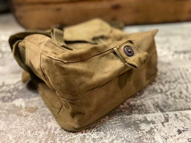 4月1日(水)マグネッツ大阪店、春ヴィンテージ入荷!!#2 U.S.Military Bag編!! Navy MusetteBag & Mark133 MOD2、M-432A!!_c0078587_22383627.jpg