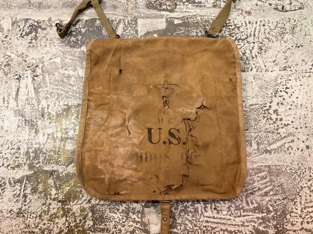 4月1日(水)マグネッツ大阪店、春ヴィンテージ入荷!!#2 U.S.Military Bag編!! Navy MusetteBag & Mark133 MOD2、M-432A!!_c0078587_22442787.jpg