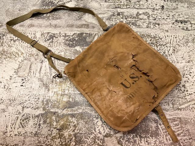 4月1日(水)マグネッツ大阪店、春ヴィンテージ入荷!!#2 U.S.Military Bag編!! Navy MusetteBag & Mark133 MOD2、M-432A!!_c0078587_2244668.jpg