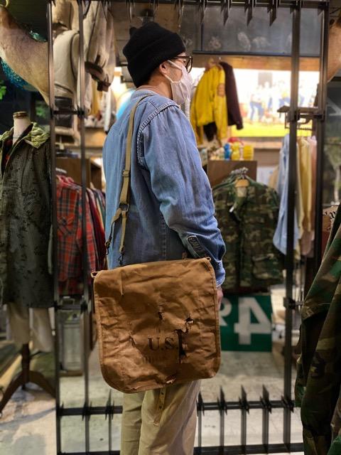 4月1日(水)マグネッツ大阪店、春ヴィンテージ入荷!!#2 U.S.Military Bag編!! Navy MusetteBag & Mark133 MOD2、M-432A!!_c0078587_22472360.jpg