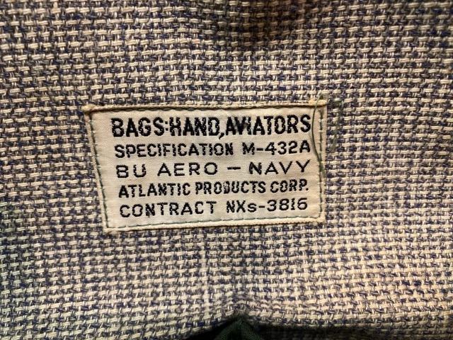 4月1日(水)マグネッツ大阪店、春ヴィンテージ入荷!!#2 U.S.Military Bag編!! Navy MusetteBag & Mark133 MOD2、M-432A!!_c0078587_22482358.jpg