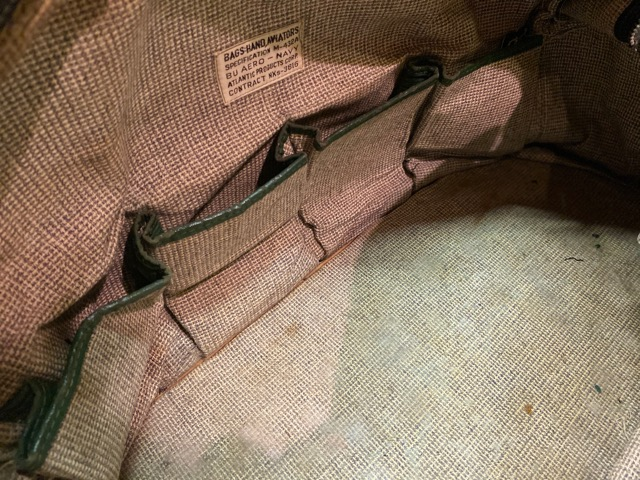4月1日(水)マグネッツ大阪店、春ヴィンテージ入荷!!#2 U.S.Military Bag編!! Navy MusetteBag & Mark133 MOD2、M-432A!!_c0078587_22501365.jpg