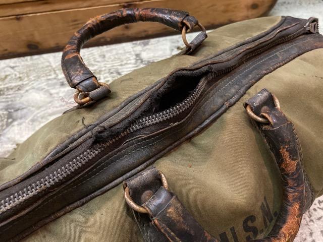 4月1日(水)マグネッツ大阪店、春ヴィンテージ入荷!!#2 U.S.Military Bag編!! Navy MusetteBag & Mark133 MOD2、M-432A!!_c0078587_22511435.jpg