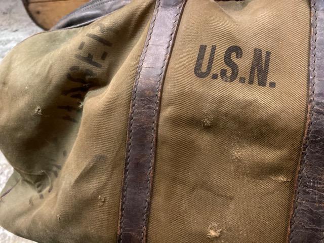 4月1日(水)マグネッツ大阪店、春ヴィンテージ入荷!!#2 U.S.Military Bag編!! Navy MusetteBag & Mark133 MOD2、M-432A!!_c0078587_225126.jpg