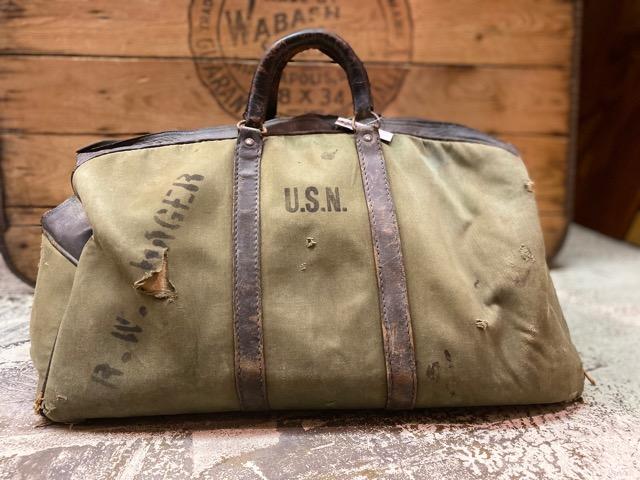 4月1日(水)マグネッツ大阪店、春ヴィンテージ入荷!!#2 U.S.Military Bag編!! Navy MusetteBag & Mark133 MOD2、M-432A!!_c0078587_22515077.jpg