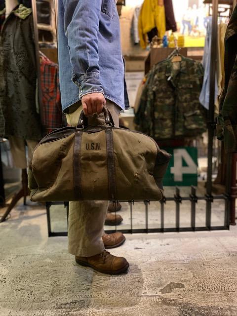 4月1日(水)マグネッツ大阪店、春ヴィンテージ入荷!!#2 U.S.Military Bag編!! Navy MusetteBag & Mark133 MOD2、M-432A!!_c0078587_2252564.jpg