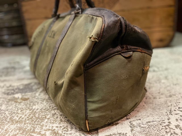 4月1日(水)マグネッツ大阪店、春ヴィンテージ入荷!!#2 U.S.Military Bag編!! Navy MusetteBag & Mark133 MOD2、M-432A!!_c0078587_2252763.jpg