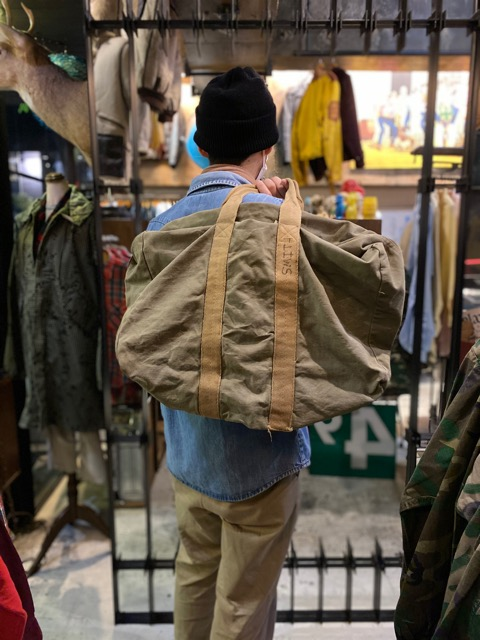 4月1日(水)マグネッツ大阪店、春ヴィンテージ入荷!!#2 U.S.Military Bag編!! Navy MusetteBag & Mark133 MOD2、M-432A!!_c0078587_22563096.jpg