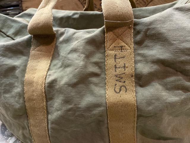 4月1日(水)マグネッツ大阪店、春ヴィンテージ入荷!!#2 U.S.Military Bag編!! Navy MusetteBag & Mark133 MOD2、M-432A!!_c0078587_2256915.jpg