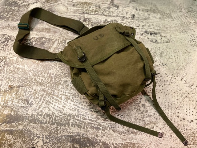 4月1日(水)マグネッツ大阪店、春ヴィンテージ入荷!!#2 U.S.Military Bag編!! Navy MusetteBag & Mark133 MOD2、M-432A!!_c0078587_230327.jpg