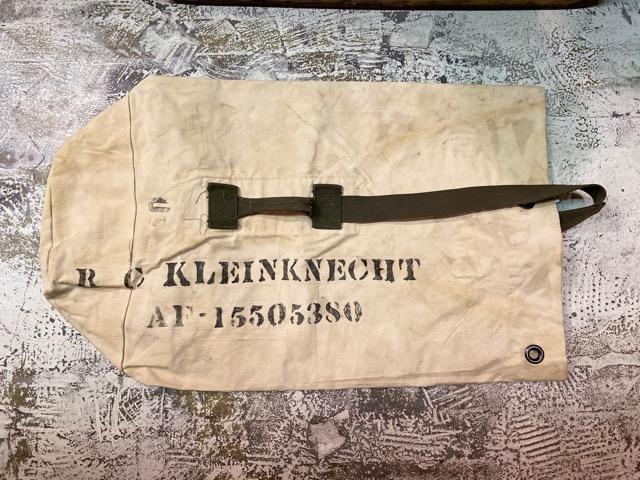 4月1日(水)マグネッツ大阪店、春ヴィンテージ入荷!!#2 U.S.Military Bag編!! Navy MusetteBag & Mark133 MOD2、M-432A!!_c0078587_23104012.jpg